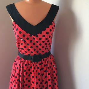 Who's That Lovely Ladybug? Dress -from ModCloth